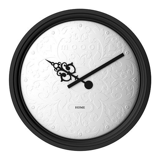 "Moooi ""Big Ben"" Wall Clock by Marcel Wanders"