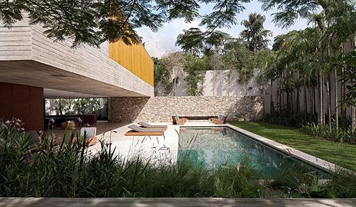 Ipês House by StudioMK27 – Marcio Kogan