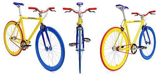 Customizar las bicicletas