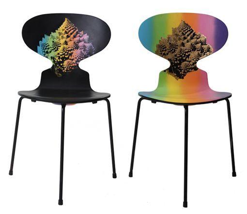 Las sillas solidarias de Jamie Oliver
