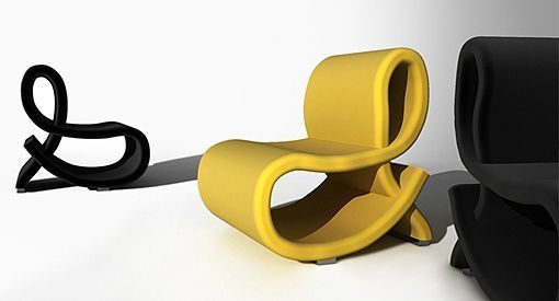 Chair & Chair by Tatiana Bortkevica