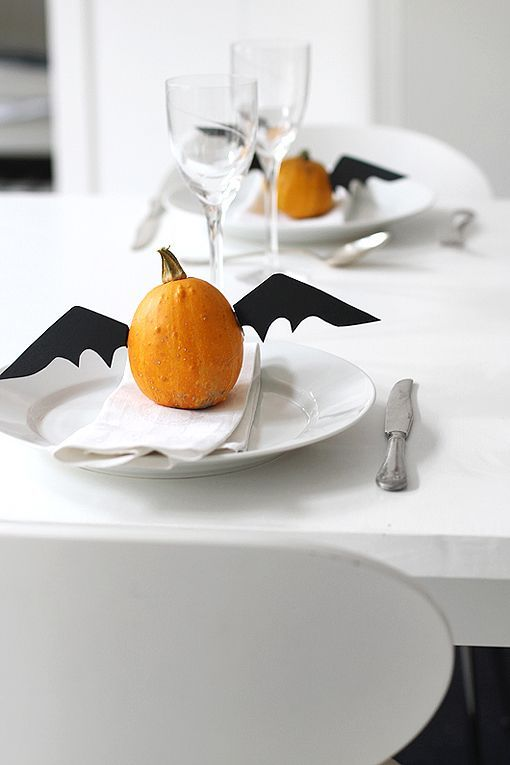 Decoración en Halloween