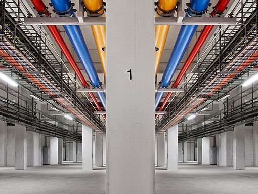 Los data centers de Google