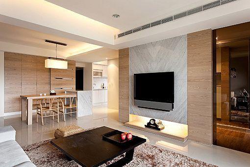 Decoración minimalista y cálida
