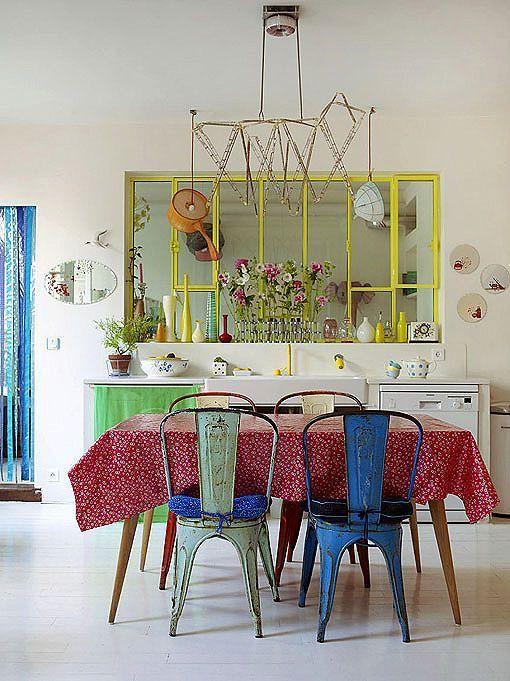 Ideas para decorar el comedor con estilo y personalidad