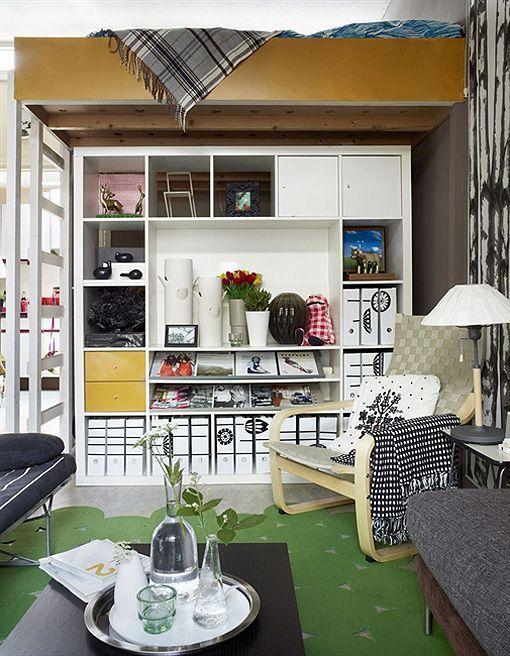 Aprovechar el espacio con buenas ideas y muebles funcionales