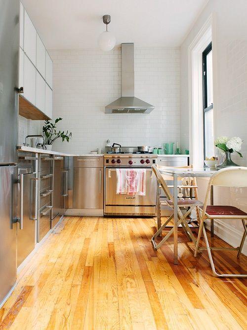 Cocinas: muebles, materiales y revestimientos
