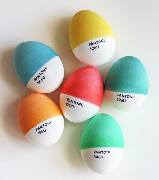 Decora Los Huevos De Pascua