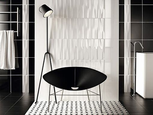 Decorar en negro y blanco