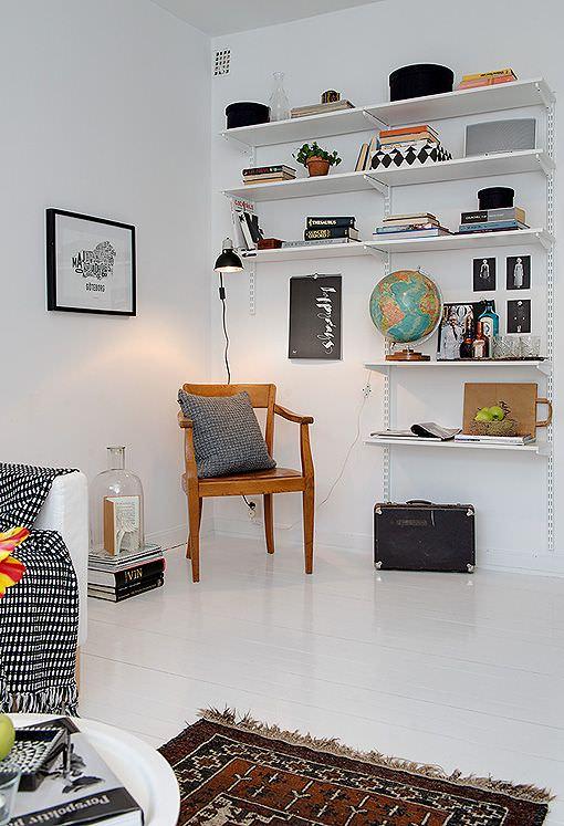 Como Decorar Un Apartamento Pequeno - Como-decorar-un-apartamento