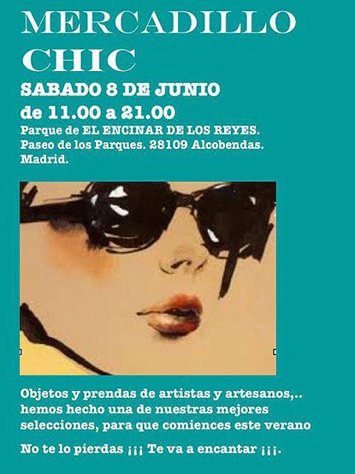 cartel-mercadillo-chic
