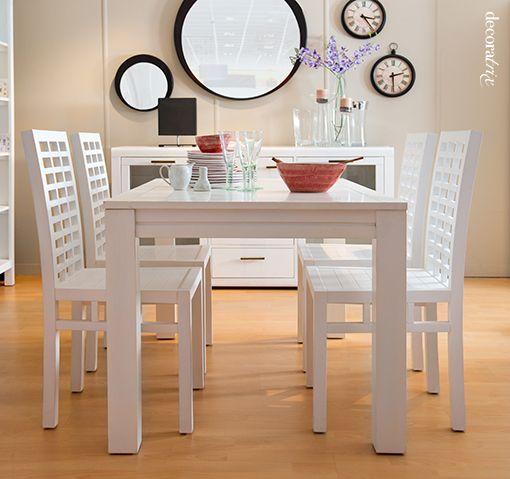 Muebles de madera para toda la casa, de Banak Importa