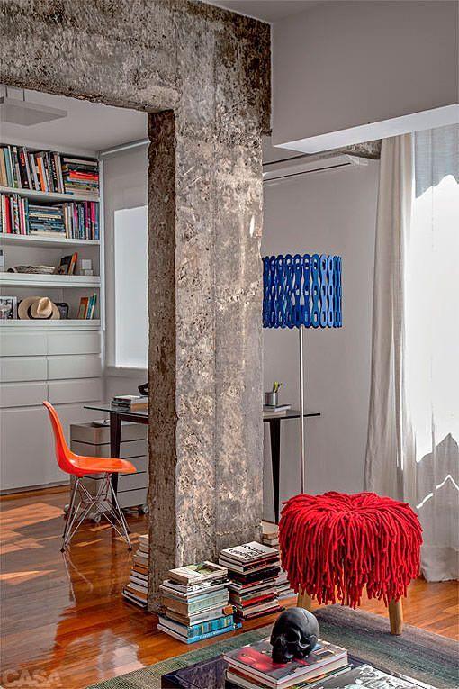 Reforma de sal n comedor y cocina - Come rivestire un muro interno ...