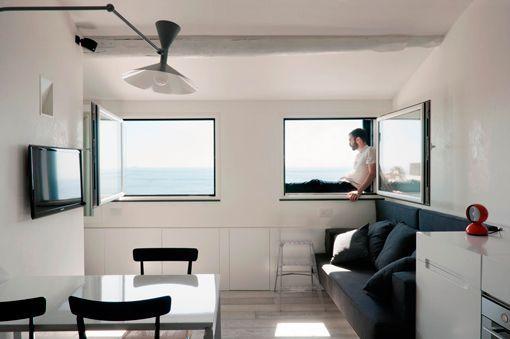 Apartamento de 35 metros cuadrados - Pasar de metros a metros cuadrados ...