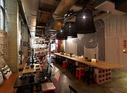 Méjico Restaurant & Bar por Juicy Design