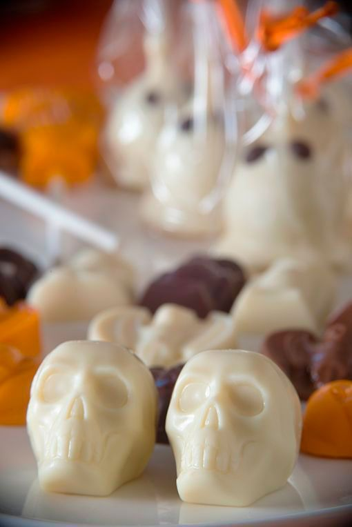 Chocolate de Halloween, Chocolat Factory