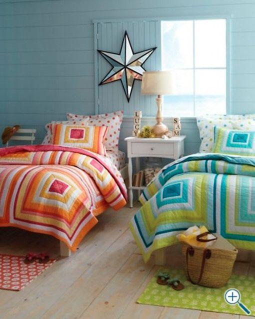 C mo decorar habitaciones infantiles compartidas por ni a for Decoracion de la habitacion de nino y nina