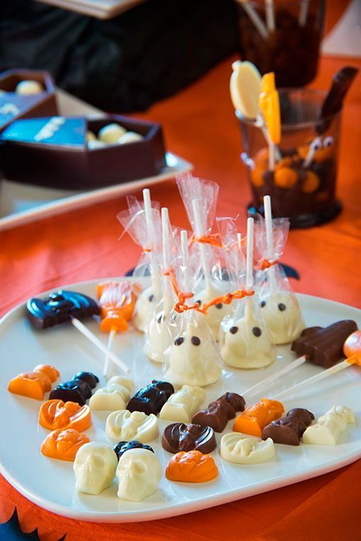 Chocolate para Halloween de Chocolat Factory