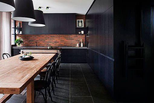 Muebles de madera para la cocina for Limpiar madera lacada