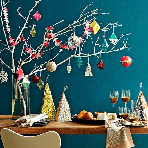 Detalles f ciles y sencillos para decorar una mesa de fiesta - Detalles para decorar ...