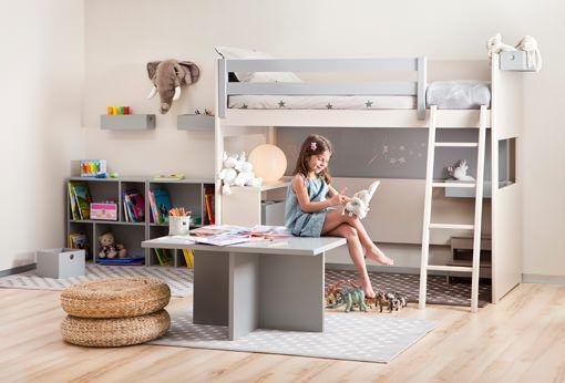 Muebles infantiles y juveniles modulares de asoral for Muebles modulares para dormitorios juveniles