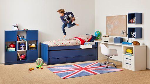 Muebles infantiles y juveniles modulares de asoral - Fabricar cama nido ...