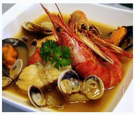 Sopa bullabesa un cl sico de la cocina francesa for Cocina francesa gourmet