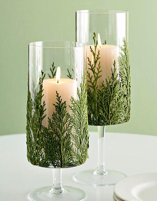 Ideas Expres Para Decorar La Mesa Con Velas - Ideas-para-decorar-velas