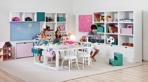 Muebles infantiles y juveniles modulares de asoral for Muebles juveniles zona sur