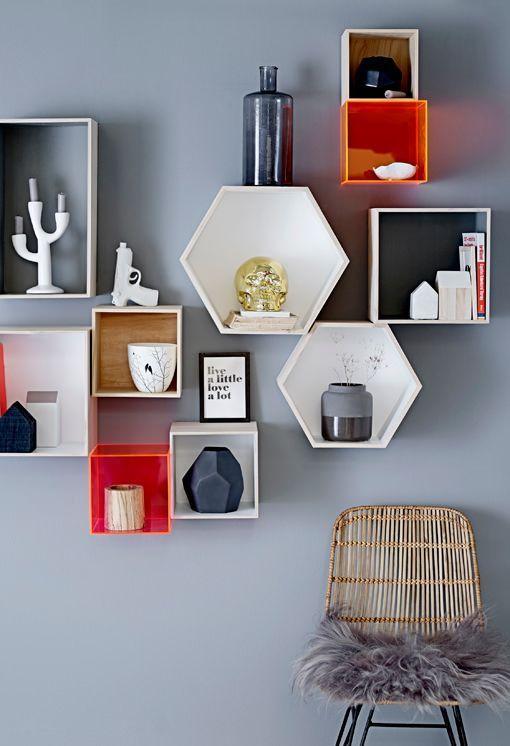 Cajas de madera para decorar y ordenar a la vez
