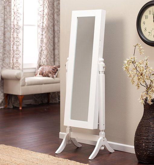 Espejo Joyero Para Guardar Tus Complementos