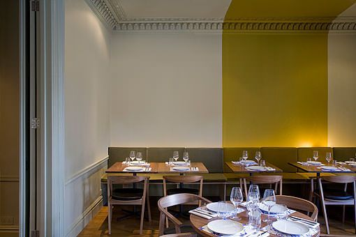 Restaurante en Londres, Notting Hill Kitchen