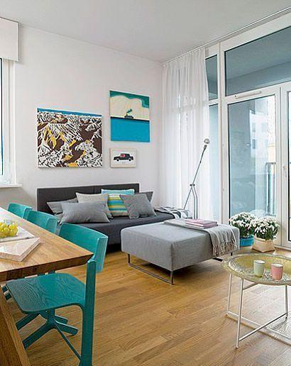 Cómo elegir los cuadros para el salón de tu casa