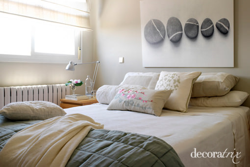 Ideas para decorar el cabecero de la cama - Como decorar un dormitorio ...