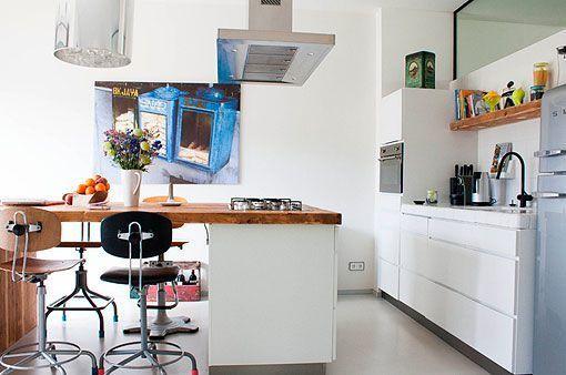 Muebles reciclados para recrear decoraciones retro-industriales