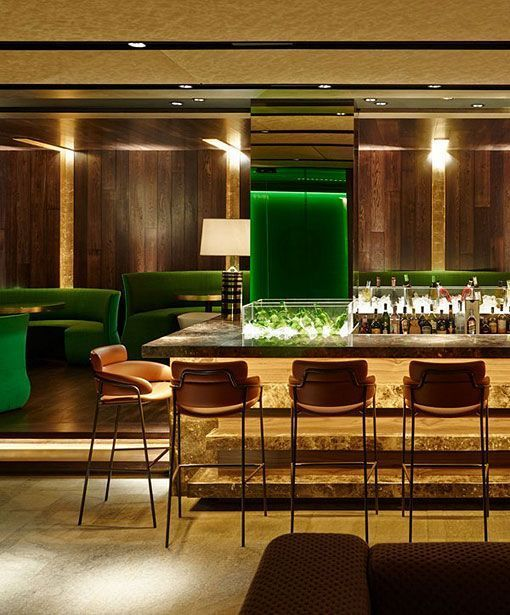 The Hall, nuevo restaurante en Madrid por Alfons Tost