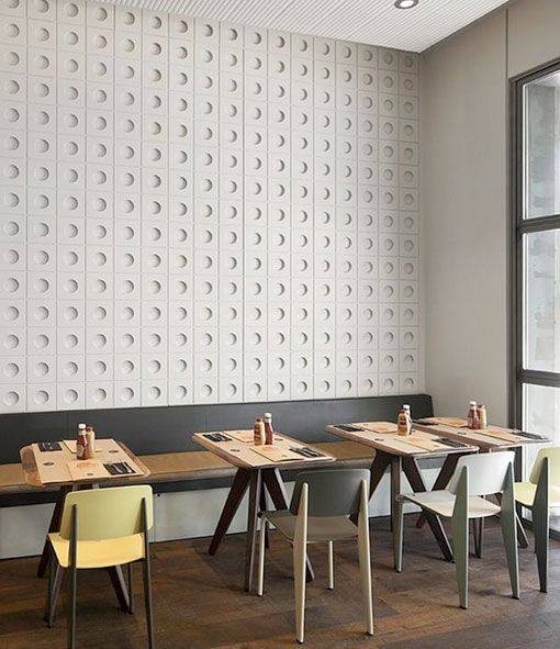 Restaurante New York Burger en Madrid