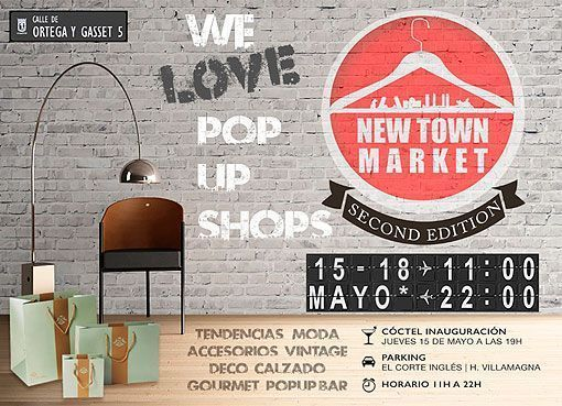 Pop Up Store en Madrid