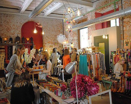 Pop up store en Madrid: New Town Market