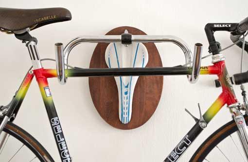 Soportes De Pared Para Colgar Bicicletas - Colgar-bici-techo