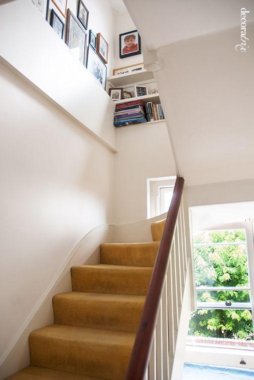 Entramos a una casa victoriana en londres - Escaleras interiores para casas ...