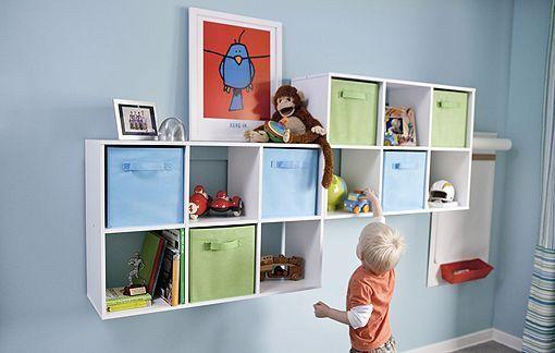 Ideas para decorar habitaciones infantiles telas papeles for Muebles habitacion ninos