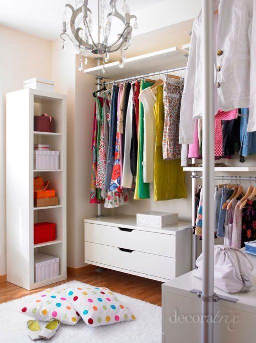 Armarios sin puertas todo son ventajas for Ideas para el lavadero