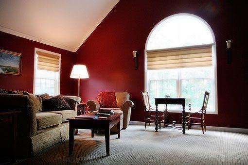 Burdeos Color De Moda Para Decorar Tu Casa