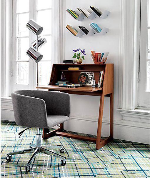 Escritorios peque os para espacios reducidos for Dormitorios super modernos