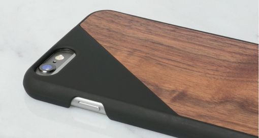 Carcasa para iphone en madera natural