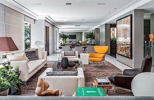 Ideas para decorar un salón con varios ambientes