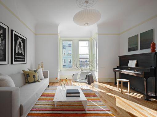 10 ideas para decorar habitaciones con piano for Ideas para decorar un apartamento moderno
