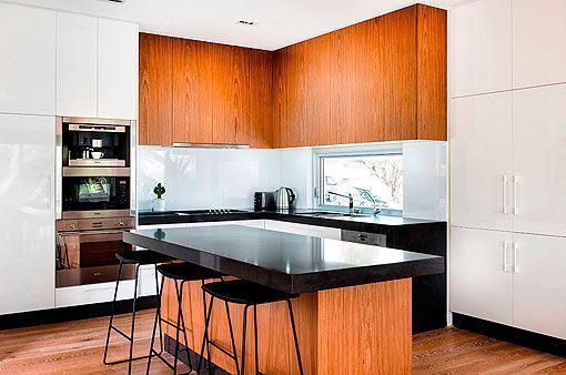 Perfecto Cocinas Contemporáneas Australia Cresta - Ideas Del ...