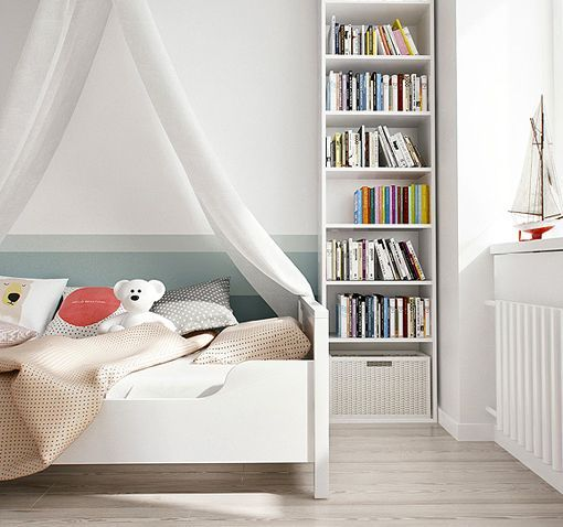 Muebles infantiles ideas para elegirlos - Ikea mobiliario para ninos ...